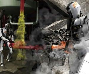 DARPA Robotics Challenge Announced
