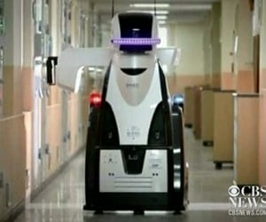Robot Prison Guard Being Tested, Swears It's Not Preparing to Enslave Humanity