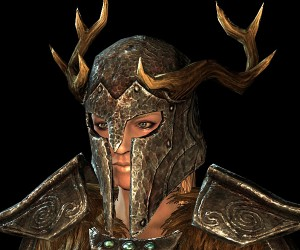 skyrim nord draugr helmet replica by volpin props 2