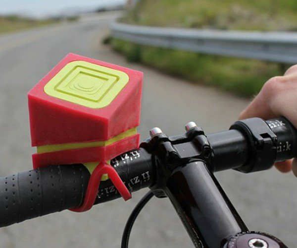 SleekSpeak Wireless Speakers Will Help You Bike to the Beat