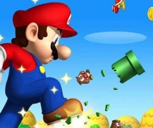 Nintendo Registers Web Domain for Super Mario 4