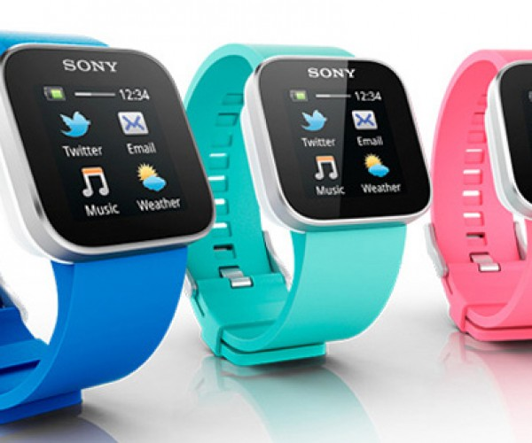 Sony SmartWatch: Look Ma, No Hands on My Smartphone