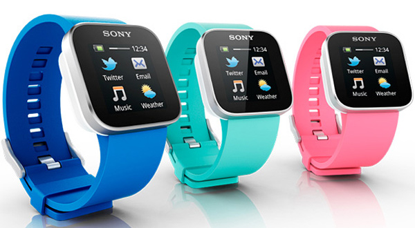 sony smartwatch bluetooth