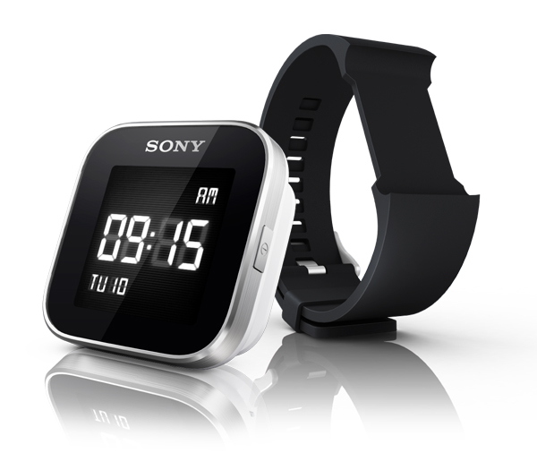 sony smartwatch unstrapped
