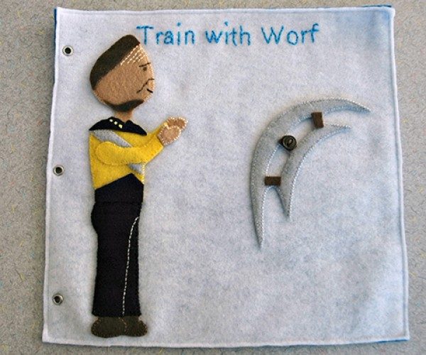 star trek quiet book by julie gillrie 5