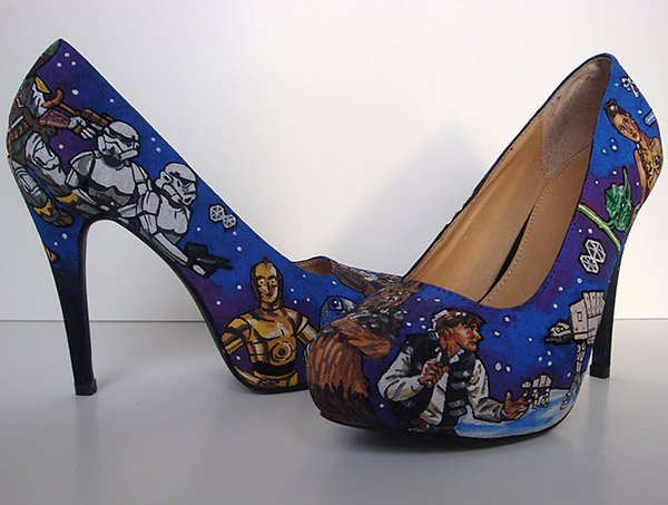 star wars high heels 1