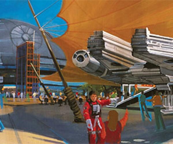 Star Wars Land Coming to Disneyland Paris?