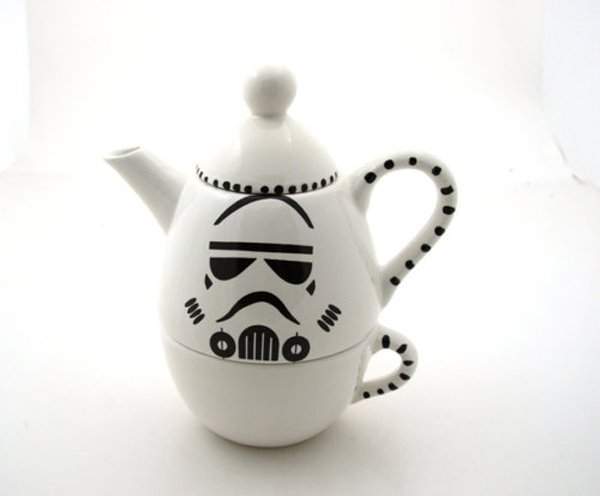 stormtrooper tea pot lenny mud star wars