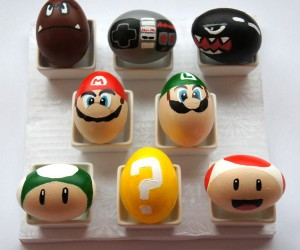 Super Mario Bros. Easter Eggs Aren't Playable (or Edible for That Matter)