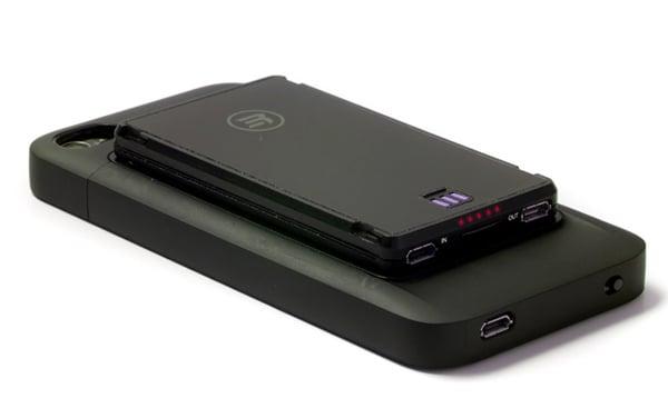 third rail iphone 4 battery case