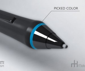 Wacom Realism Stylus Samples Colors from the Real World – If Only It Were Real