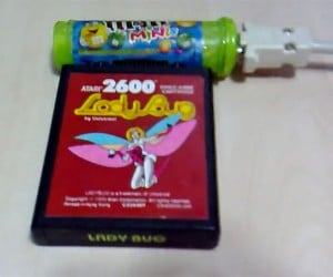 Worlds Smallest Atari 2600 Still Can't Improve E.T., Kool-Aid Man