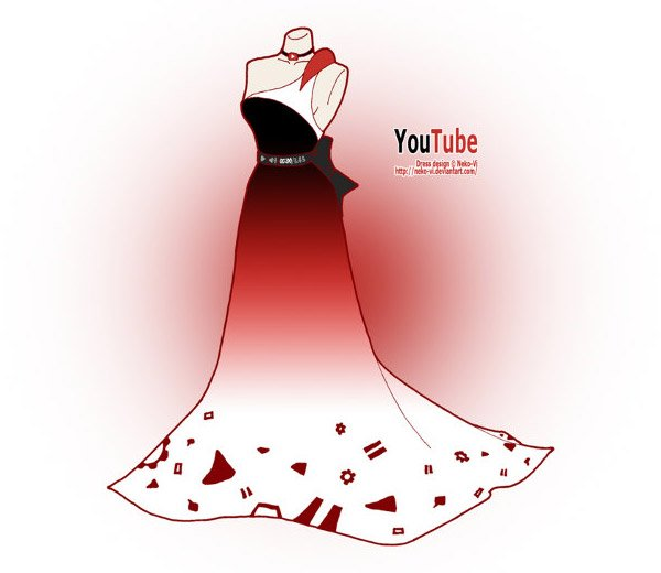 youtube dress