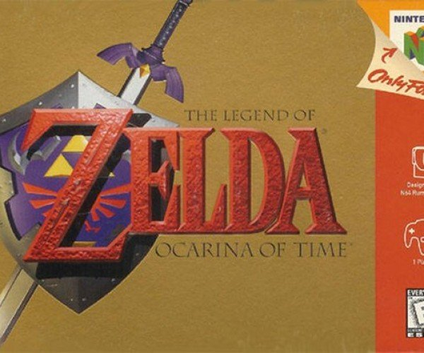 Guy Beats Zelda: Ocarina of Time in 23 Minutes