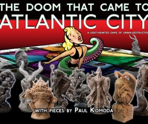 Cthulhu Monopoly: The Ancient Ones Invade New Jersey