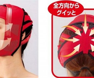 Pin Up! Face Supporter Mask Promises to Get Rid of Sagging Cheeks