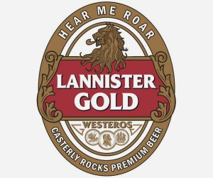 Game of Thrones Beer: Liquor is Coming
