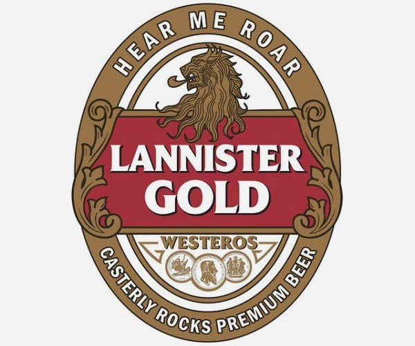 Game of Thrones Beer: Liquor is Coming