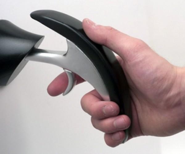 Gunshot Doorknob: Pull the Trigger to Open