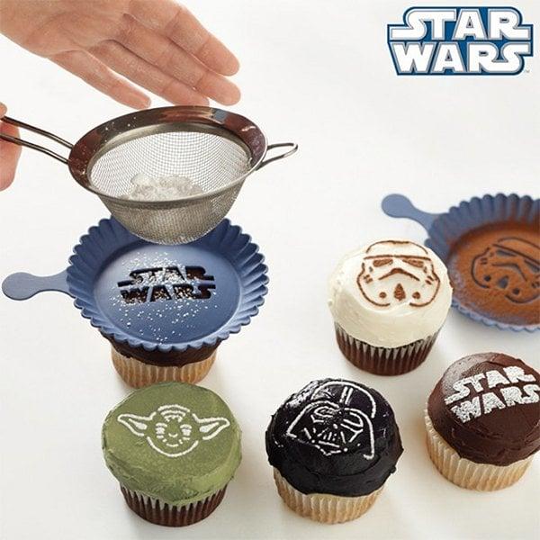 star wars cake stencils