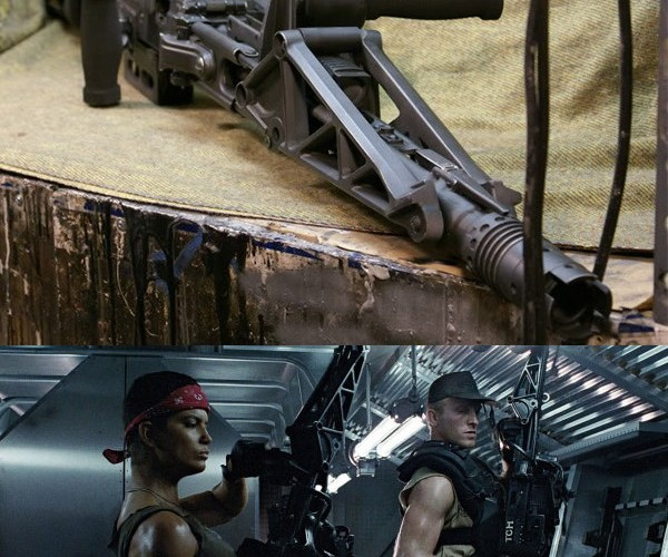 Aliens Smartgun Replica Means Business and Is Ready to Rock