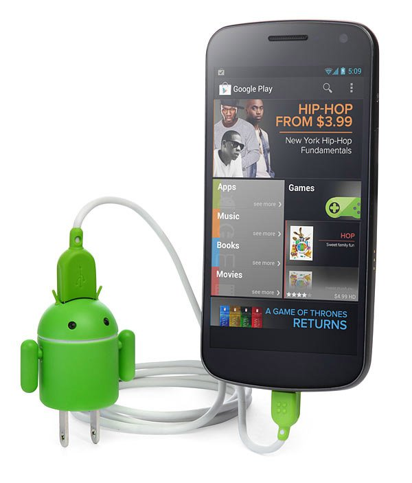 andru android usb charger