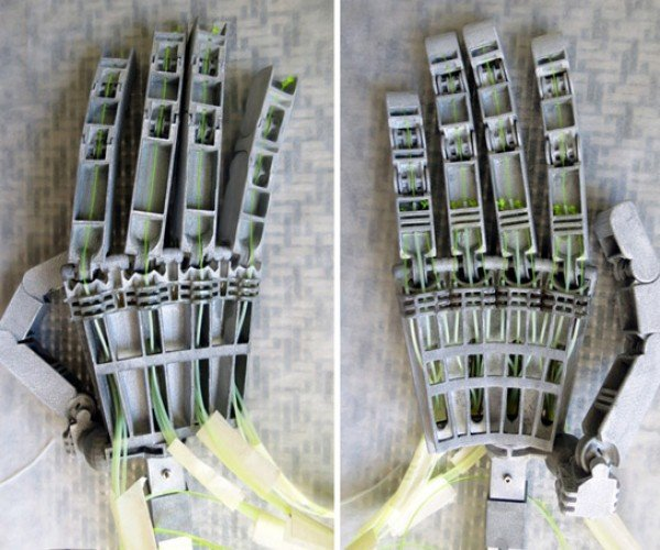 Anthromod MK2 3D-Printed Robotic Hands: Terminators Set to Arise Next Year