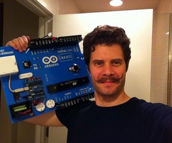 Arduino Grande, Because Size Matters