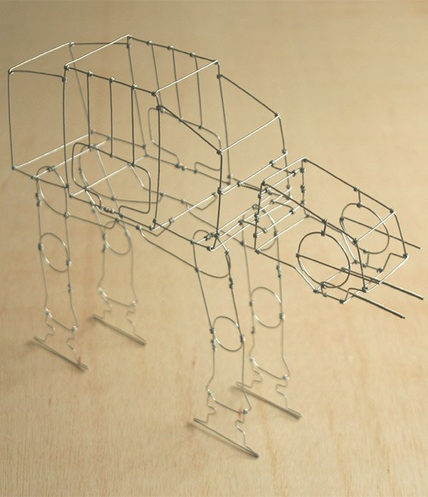at_at_wire_sculpture