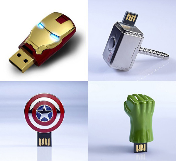 avengers usb flash drive infothink all versions
