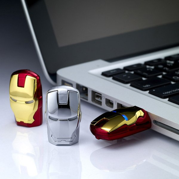 avengers usb flash drive infothink iron man war machine