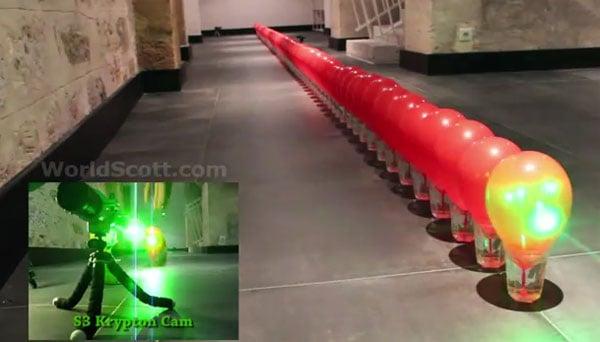 balloon laser