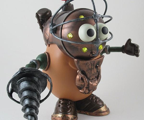 Mr. Potato Head Meets Mr. Bubbles in Rapture