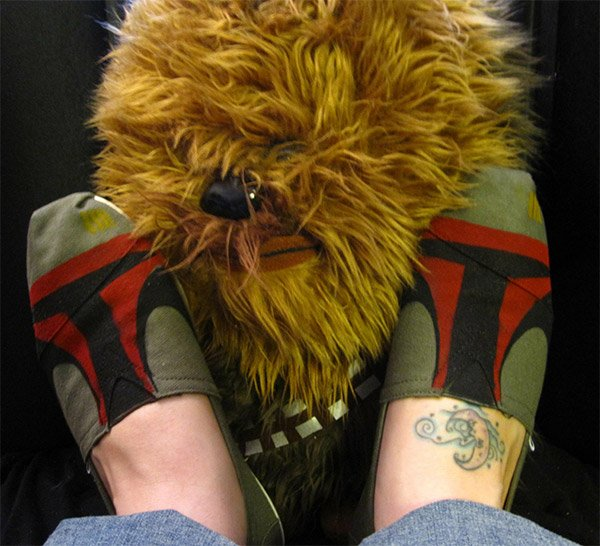 boba fett shoes