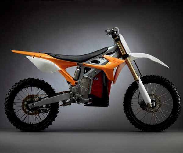 BRD RedShift Electric Motorcycles: Eco-Friendly and Look Good Doing It
