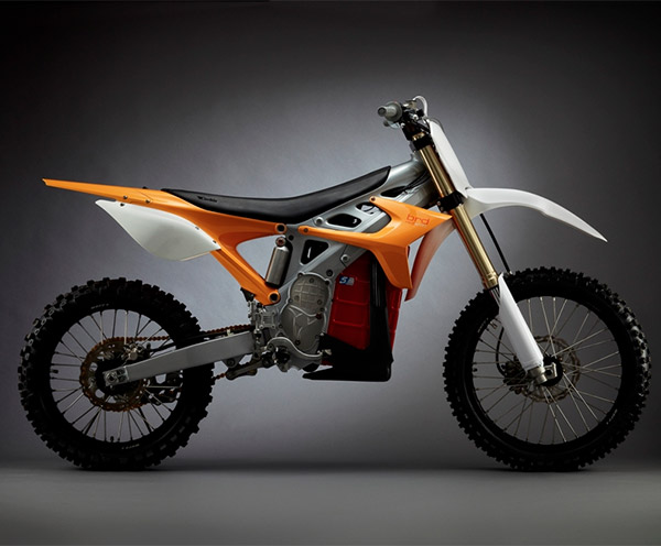 brd redshift mx motorbike