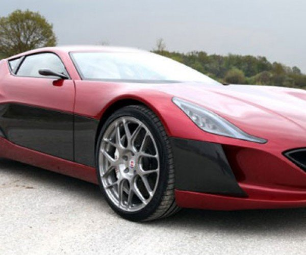 Concept One Electric Supercar Goes on Sale