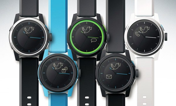 cookoo analog smartwatch smartphone