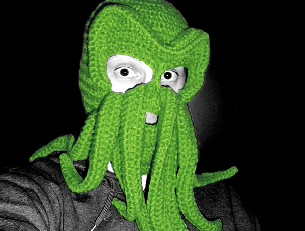 cthulhu ski mask by toy vault