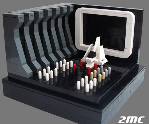 Tiny LEGO Star Wars Scenes Need to Be Made Into Actual Kits