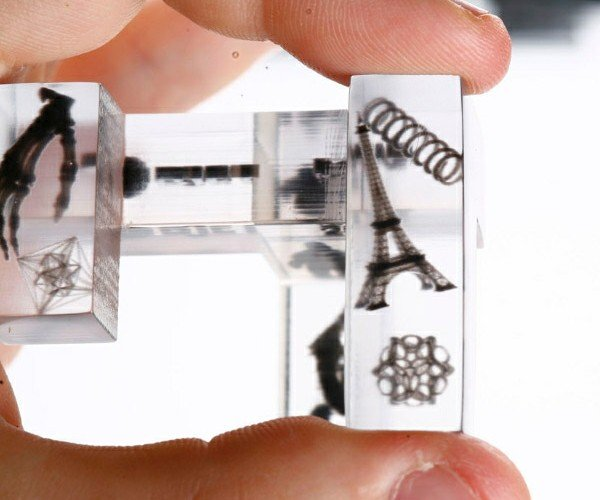 Objet's Insanely Detailed 3D Prints Give Glimpse into the Future