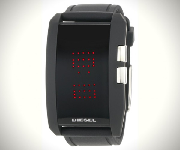 Diesel DZ7164 Watch: Chunky Digital Time