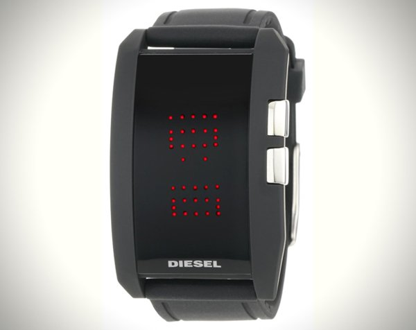 diesel digital youngblood watch dz 7164