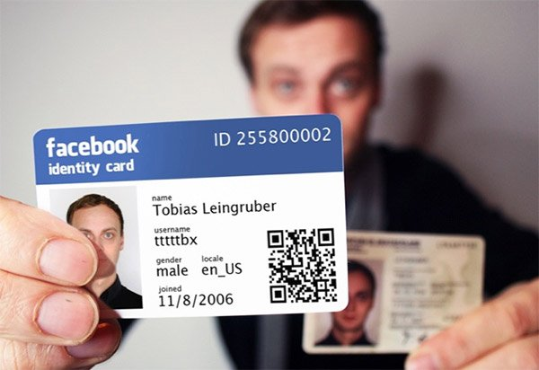facebook id Bouncers Using Facebook as Form of Identification