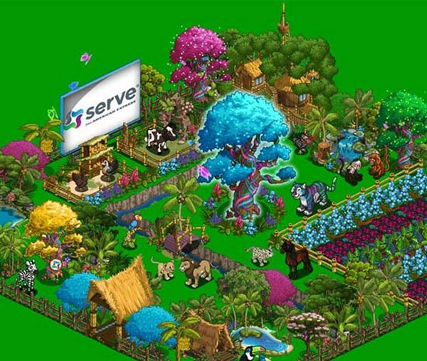 American Express Offers Farmville Credit Card Lets You
