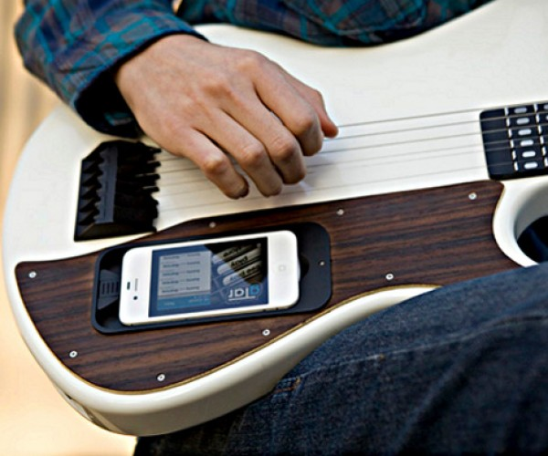 gTar: The iGuitar You've Always Wanted