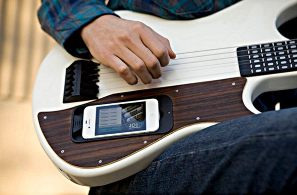 gtar guitar kickstarter music iphone