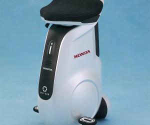 Honda UNI-CUB Mobility Device: Like a Sit-Down Segway