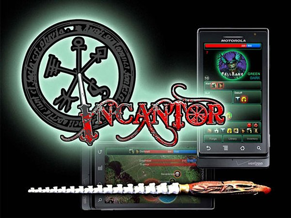 incantor smartphone game