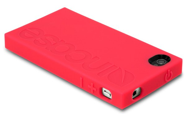incase box case iphone pink